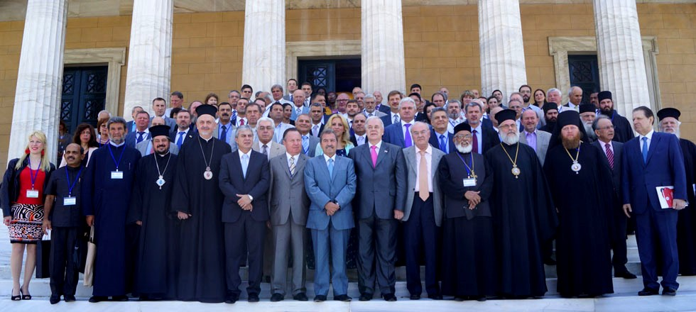 20th Annual Interparliamentary Assembly on Orthodoxy | Athens | 26-29 June 2013