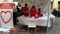 Εθελοντές καρδιολόγοι ενημερώνουν το κοινό της Αθήνας