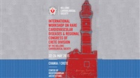 International Workshop on rare cardiovascular diseases & regional...
