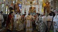 (Δελτίο Τύπου) Αρχιερατική Θεία Λειτουργία επί τη εορτή της Γεννήσεως της Θεοτόκου
