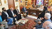 (09.09.2014) Επίσκεψη του Προέδρου των Ανεξαρτήτων Ελλήνων κ. Πάνου Καμμένου στην Ι.Μ. Λαγκαδά