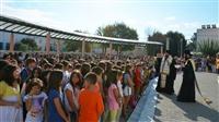 (Δελτίο Τύπου) Αγιασμός για τη νέα σχολική χρονιά εις την Ιερά Μητρόπολη Λαγκαδά, Λητής και Ρεντίνης