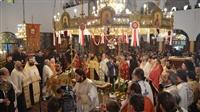 (Φωτογρ. Υλικό) Εόρτιες εκδηλώσεις επί τη εορτή της Αγ. Ακυλίνας  - Αγγελίνας - Ζαγκλιβερίου