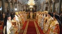 Εις Επίσκοπον χειροτονία του νέου Μητροπολίτου Γρεβενών