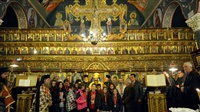 (Δελτίο Τύπου) Πανηγυρική Αρχιερατική Θεία Λειτουργία επί τη εορτή του Αγ. Δαμασκηνού του Στουδίτου, Επισκόπου Λητής και Ρεντίνης