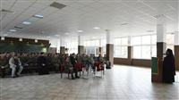 (Δελτίο Τύπου) Επίσκεψη του Σεβ. Ποιμενάρχου μας κ.κ. Ιωάννου εις την 1η  Ταξιαρχία Καταδρομών-Αλεξιπτωτιστών