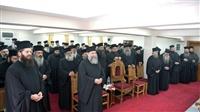 (Δελτίο Τύπου) Ιερατική Σύναξη εις την Ιερά Μητρόπολη Λαγκαδά, Λητής και Ρεντίνης