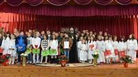 (Δελτίο Τύπου) Χριστουγεννιάτικη εορτή των κατηχητικών του Ι.Μ. ναού Αγ. Παρασκευής - Λαγκαδά