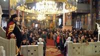 (Δελτίο Τύπου) Θεία Λειτουργία εις τον Ιερό Μητροπολιτικό ναό Αγ. Παρασκευής - Λαγκαδά