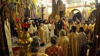(Δελτίο Τύπου) Μέγας Εσπερινός των Χριστουγέννων εις τον Ιερό Ναό Κοιμήσεως της Θεοτόκου - Λαγκαδά