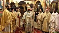 (Δελτίο Τύπου) Αρχιερατική Θεία Λειτουργία εις τον Ι.Ν. Κοιμήσεως Θεοτόκου - Λαγκαδά