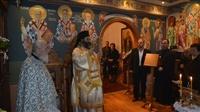 (Φωτογρ. Υλικό) Αρχιερατική Θεία Λειτουργία εις το Ι. Παρεκκλήσιο των Αγ. Σπυρίδωνος, Αντωνίου και Κωνσταντίνου του Υδραίου