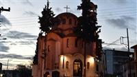 (Δελτίο Τύπου) Aρχαιοπρεπή Θεία Λειτουργία του Αγίου Γρηγορίου του Θεολόγου - Χειροτονία εις τον Ι.Ν. Αγ. Ραφαήλ, Νικολάου & Ειρήνης