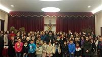 (Δελτίο Τύπου) Κοπή της Πρωτοχρονιάτικης Βασιλόπιτας  του Κύκλου Μελέτης της Αγίας Γραφής