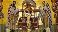 (Δελτίο Τύπου) Ιερά Αγρυπνία επί τη εορτή του Αγ. Τύρωνος  εις τον Ι.Ν. Κοιμήσεως της Θεοτόκου - Λαγκαδά
