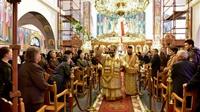 (Δελτίο Τύπου) Εσπερινός και Αρχιερατική Θεία Λειτουργία του Μ. Βασιλείου εις τον Ι.Ν. Αγ. Κωνσταντίνου και Ελένης - Ασσήρου