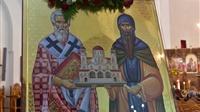 (Δελτίο Τύπου) Αρχιερατικό Συλλείτουργο επί τη Ιερά Μνήμη των Αγ. Κυρίλλου και Μεθοδίου των Θεσσαλονικέων