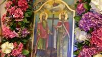 (Δελτίο Τύπου) Πανηγυρική Αρχιερατική Θεία Λειτουργία επί τη εορτή της Αναλήψεως και των Αγ. Κωνσταντίνου και Ελένης