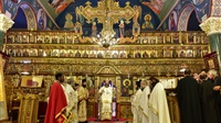 (Δελτίο Τύπου) Αρχιερατική Θεία Λειτουργία εις τον Ιερό Ναό Αγίου Αθανασίου - Λητής