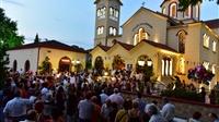 Μέγας Πανηγυρικός Αρχιερατικός Εσπερινός επί τη εόρτη της Προστάτιδος και Πολιούχου της πόλεως του Λαγκαδά, Αγίας Οσιοπαρθενομάρτυρος Παρασκευής