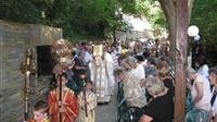 (Φωτογρ. Υλικό) Λατρευτικές Εκδηλώσεις επί τη εορτή της Αγ. Παρασκευής - Μελισσοχωρίου