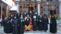 (Δελτίο Τύπου) Πανήγυρις εις την Ιερά Πατριαρχική και Σταυροπηγιακή Μονή του Αγίου Παύλου - Αγ. Όρους