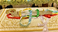 (Δελτίο Τύπου) Μέγας Πανηγυρικός Αρχιερατικός Εσπερινός επί τη εορτή της Κοιμήσεως Θεοτόκου εις τον Ι.Ν. Κοιμήσεως της Θεοτόκου - Λαγκαδά