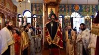 (Δελτίο Τύπου) Μέγας Πανηγυρικός Εσπερινός επί τη εορτή της Αποδόσεως της Κοιμήσεως της Θεοτόκου