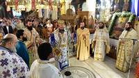 (Δελτίο Τύπου) Πανηγυρική Αρχιερατική Θεία Λειτουργία εις τον Ι.Ν. Κοιμήσεως της Θεοτόκου - Δρυμού