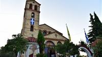 (Δελτίο Τύπου) Πανηγυρική Αρχιερατική Θεία Λειτουργία εις τον Ι.Ν. της Υψώσεως του Τιμίου Σταυρού - Λοφίσκου