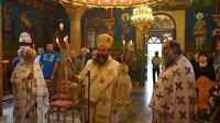 (Δελτίο Τύπου) Αρχιερατική Θεία Λειτουργία εις τον Ι.Ν. Αγ. Αθανασίου - Ευαγγελισμού