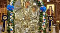 (Δελτίο Τύπου) Αρχιερατική Θεία Λειτουργία επί τη εορτή της Υπεραγίας Θεοτόκου της Γοργοϋπηκόου