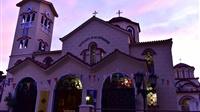 (Δελτίο Τύπου) Πατριαρχική Θεία Λειτουργία εις τον Ιερό Μητροπολιτικό Ναό Αγίας Παρασκευής - Λαγκαδά