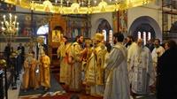 (Δελτίο Τύπου) Αρχιερατική Θεία Λειτουργία εις τον Ι.Ν. των Αγ. Κωνσταντίνου και Ελένης - Ασσήρου