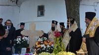 (Δελτίο Τύπου) Αρχιερατική Θεία Λειτουργία & Ιερό Μνημόσυνο εις τον Ι.Ν. Αγ. Νικολάου - Λαγυνών