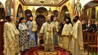(Δελτίο Τύπου) Αρχιερατική Θεία Λειτουργία εις τον Ιερό Ναό Κοιμήσεως της Θεοτόκου - Λαγκαδά