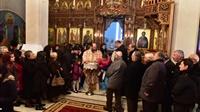 (Δελτίο Τύπου) Αρχιερατική Θεία Λειτουργία εις τον Ιερό Ναό Αγ. Κωνσταντίνου και Ελένης - Βασιλουδίου