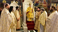 (Δελτίο Τύπου) Αρχιερατική Θεία Λειτουργία εις τον Ιερό Μητροπολιτικό Ναό Αγίας Παρασκευής - Λαγκαδά