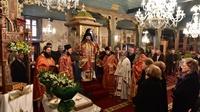 (Δελτίο Τύπου) Αρχιερατική Θεία Λειτουργία εις τον Ιερό Ναό Αγ. Γεωργίου και Αγ. Δημητρίου - Μελισσοχωρίου