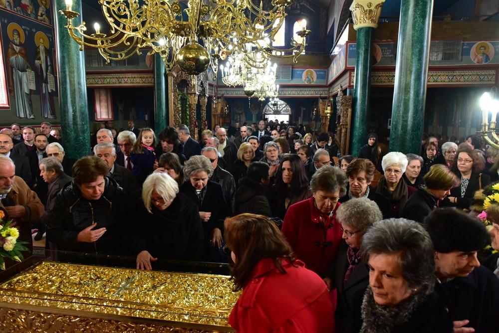 - (Δελτίο Τύπου) Εόρτιες εκδηλώσεις επί τη Ιερά Μνήμη της Αγ. Νεομάρτυρας Κυράννας της Οσσαίας