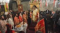 (Δελτίο Τύπου) Αρχιερατική Θεία Λειτουργία επι τη Ιερά Μνήμη του Αγίου Γεωργίου