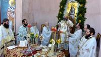 (Δελτίο Τύπου) Πανηγυρική Αρχιερατική Θεία Λειτουργία εις το Ι. Προσκύνημα των Αγ. Αποστόλων Πέτρου και Παύλου - Δερβενίου