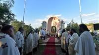 (Δελτίο Τύπου) Μέγας Πανηγυρικός Αρχιερατικός Μεθέορτος Εσπερινός εις το Ι. Προσκύνημα των Αγ. Αποστόλων Παύλου - Δερβενίου