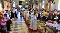 (Δελτίο Τύπου) Αρχιερατική Θεία Λειτουργία εις τον Ι.Ν. Αγ. Παρασκευής - Κολχικού