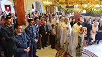 (Δελτί Τύπου) Πανηγυρική Αρχιερατική θεία Λειτουργία εις τον Ι.Ν. Αγίου Παντελεήμονος - Λαγκαδικίων