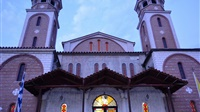 (Φωτογρ. Υλικό) Ιερά Παράκληση εις τον Ιερό Ναό των Αγίων Κωνσταντίνου και Ελένης - Ασσήρου