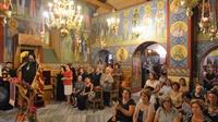 (Φωτογρ. Υλικό) Ιερές Ακολουθίες του παρακλητικού κανόνος προς την Υπεραγία Θεοτόκο