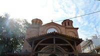 (Φωτογρ. Υλικό) Αρχιερατική Θεία Λειτουργία εις τον Ιερό Ναό Κοιμήσεως της Θεοτόκου - Λαγκαδά