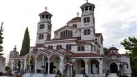 (Δελτίο Τύπου) Αρχιερατική Θεία Λειτουργία εις τον Ιερό Ναό Αγίου Νικολάου - Λαγυνών