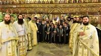 (Δελτίο Τύπου - Θ. Λειτουργία) Ολοκληρώθηκαν οι εόρτιες εκδηλώσεις προς τιμήν του Αγ. Ακακίου Επισκόπου Λητής και Ρεντίνης
